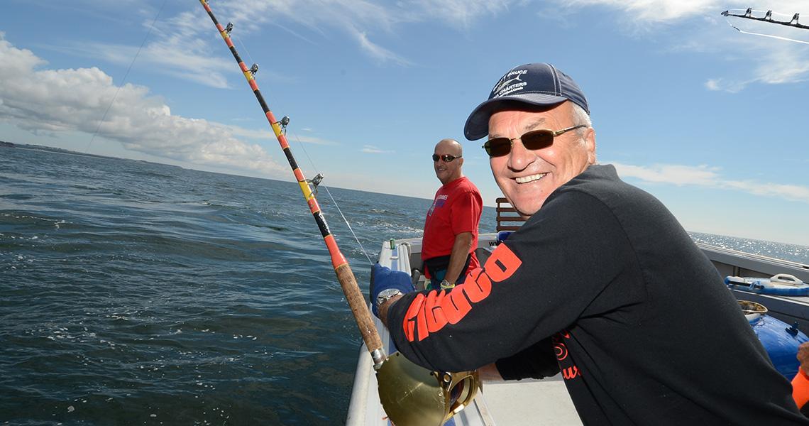 Deep Sea Fishing Adventures