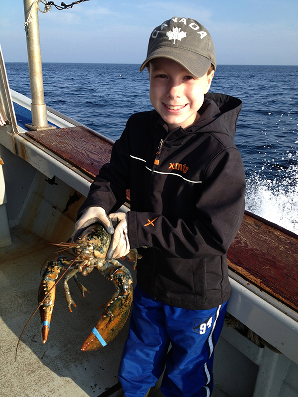 PEI Lobster Hauling