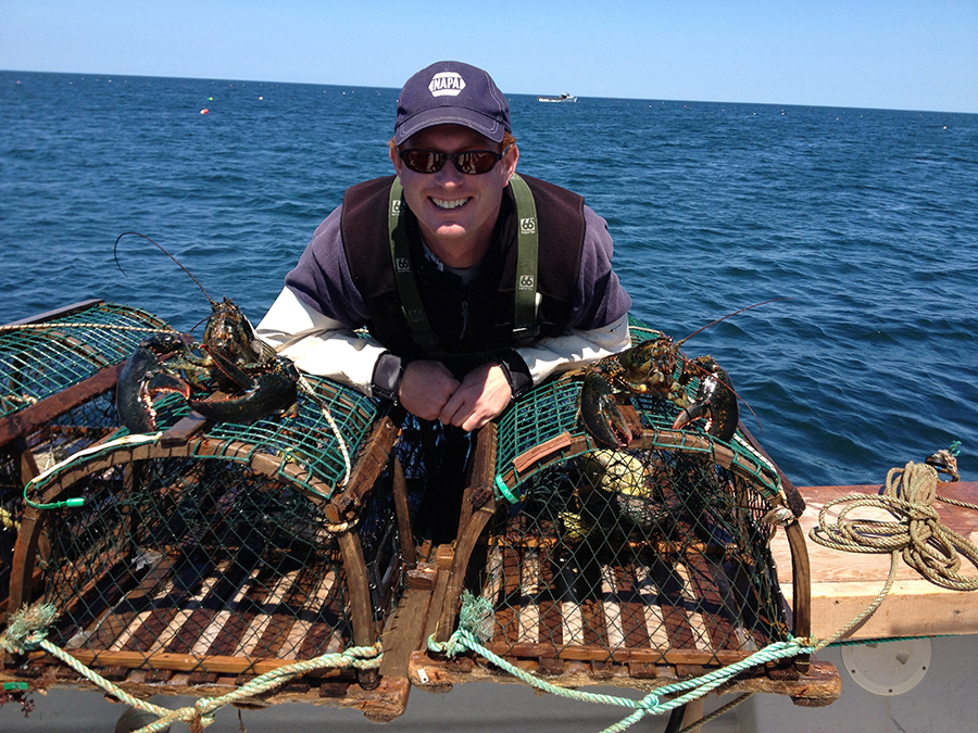 PEI Lobster Hauling with Scott Bruce